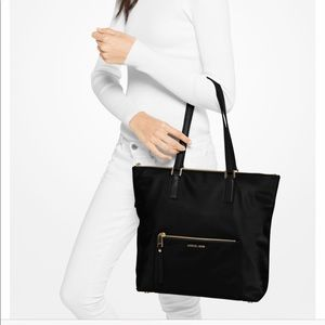 Michael Kors Ariana Large Leather Tote
